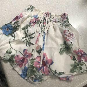 NWT fashion nova shorts